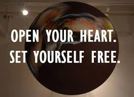 Free Yourself : The heart knows what the mind sometimes can't grasp